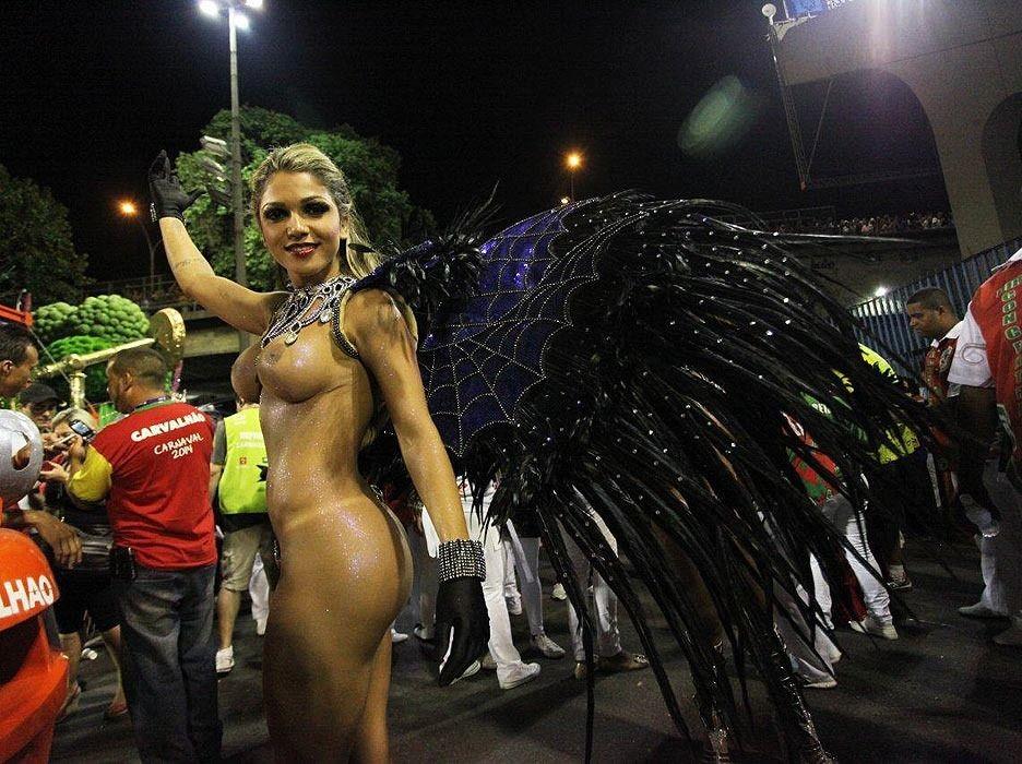 【エロ画像】世界最大の「露出祭り」サンバカーニバルとかいう祭りの様子wwwwwwwwwwwwwww・18枚目