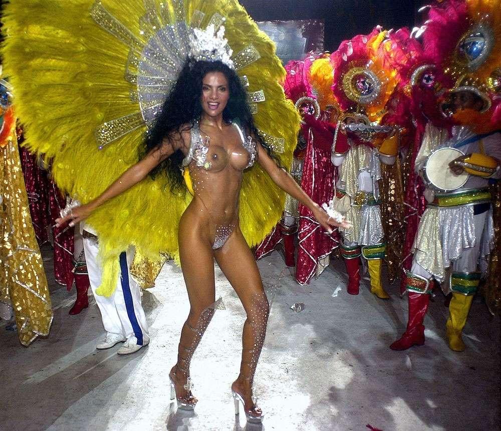 【エロ画像】世界最大の「露出祭り」サンバカーニバルとかいう祭りの様子wwwwwwwwwwwwwww・26枚目