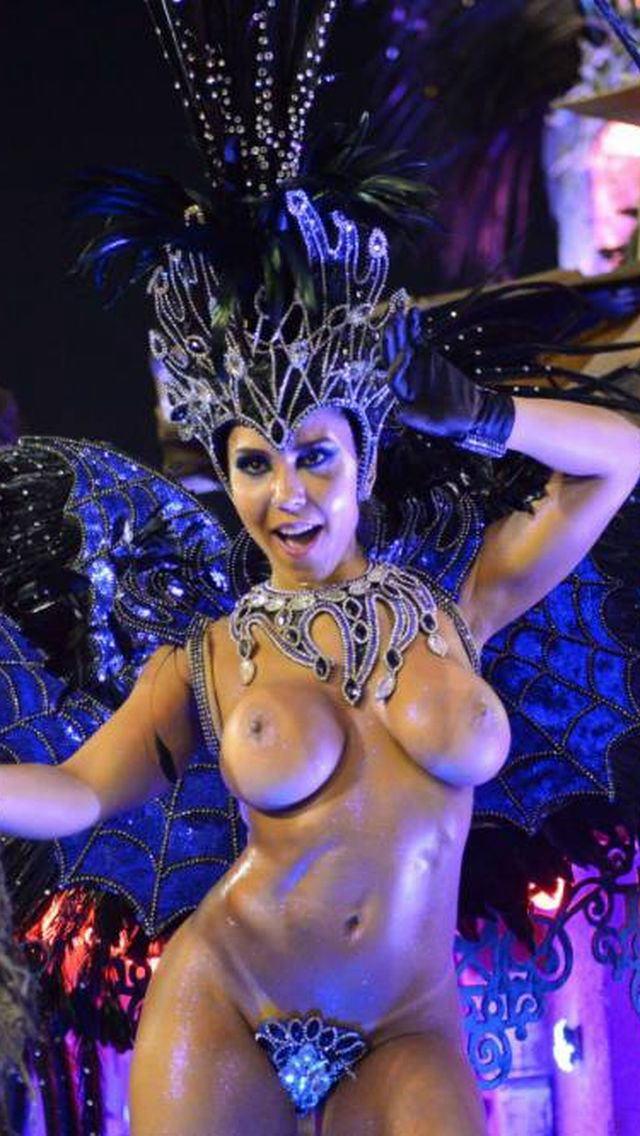 【エロ画像】世界最大の「露出祭り」サンバカーニバルとかいう祭りの様子wwwwwwwwwwwwwww・8枚目