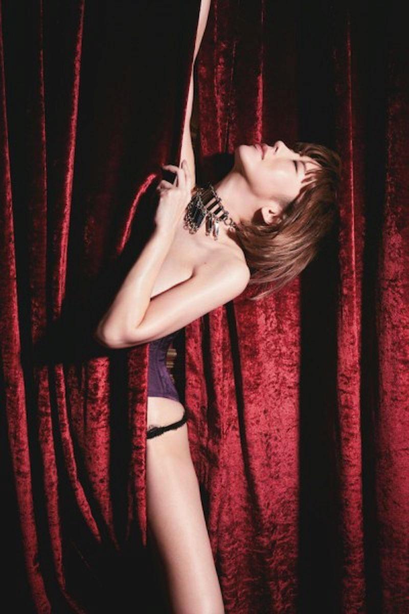 【エロ画像】整形に歯止めが効かない山咲千里さん(55)のおっぱいをご覧くださいwwwwwwwwwwwwwww・5枚目