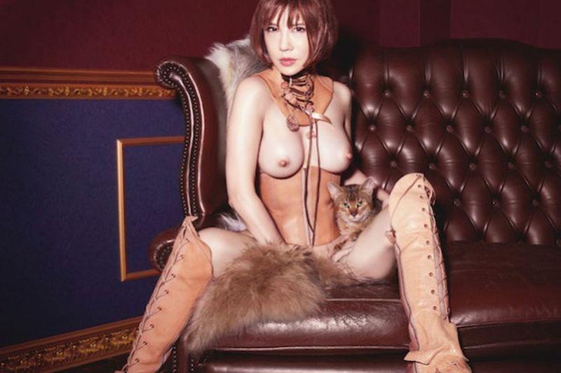 【エロ画像】整形に歯止めが効かない山咲千里さん(55)のおっぱいをご覧くださいwwwwwwwwwwwwwww・7枚目