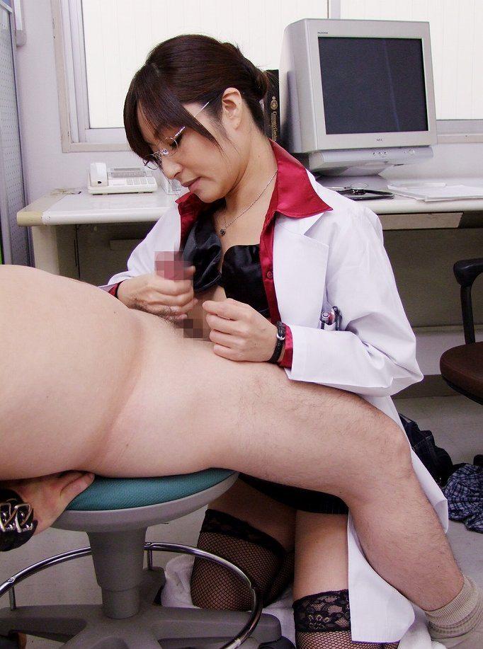 【エロ画像】女医がいる「泌尿器科」に行った結果。 →フル勃起したったwwwwwwwwwwwwwwwww・17枚目