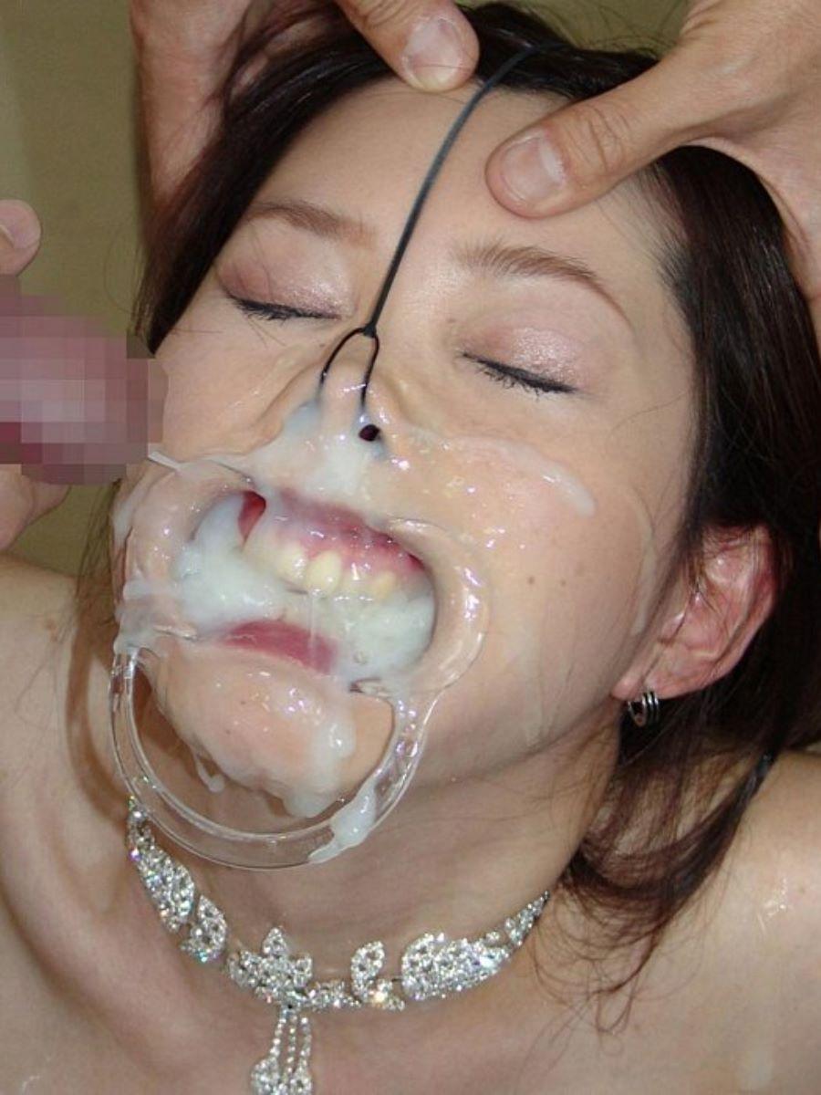【過激】SMプレイで鼻フック使われた女をご覧ください。誰得やろwwwwwwwwwwwwwww・6枚目