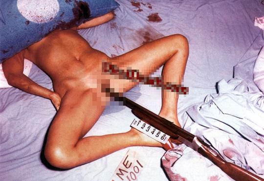 【閲覧注意】女の身体を切り裂き興奮する異常者が残したモノがこちら・・・(画像あり)・11枚目