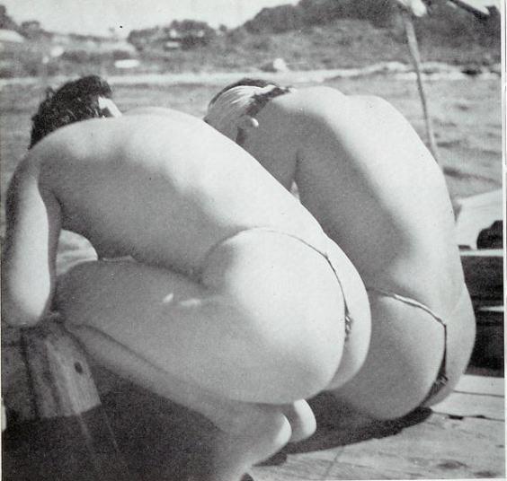 【画像あり】昭和の「海女さん」がお仕事してる写真が発見される。マジかぁwwwwwwwww・7枚目