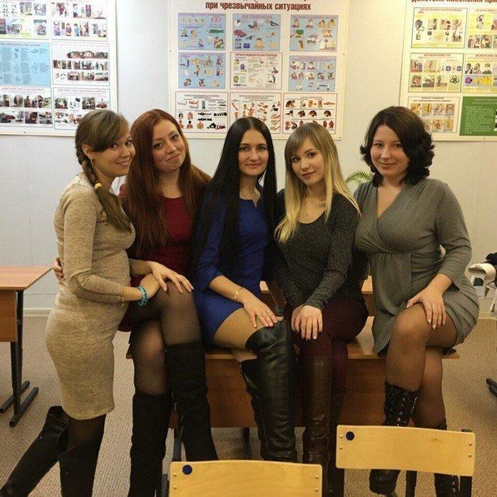 【エロ画像】ロシアの女子大生が一番エロいと言われる理由がこちら。納得やわwwwwwwwwwwwww・13枚目