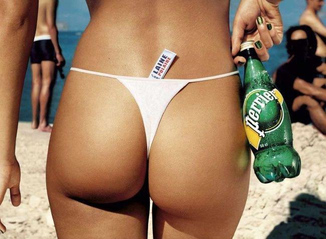 【エロ画像】海外のエロすぎる広告素材マジで丸出しすぎwwwコレは18禁やろwwwwwwwwwwww・2枚目