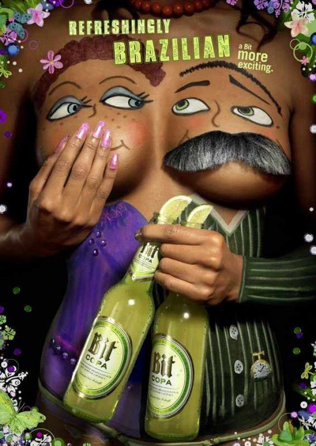 【エロ画像】海外のエロすぎる広告素材マジで丸出しすぎwwwコレは18禁やろwwwwwwwwwwww・27枚目