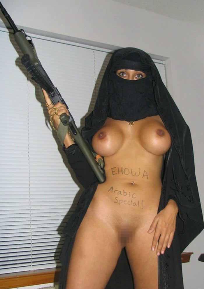 【エロ画像】欲求不満のイスラム教徒まんさん、リスク無視して拡散するモノwwwwwwwwww・27枚目