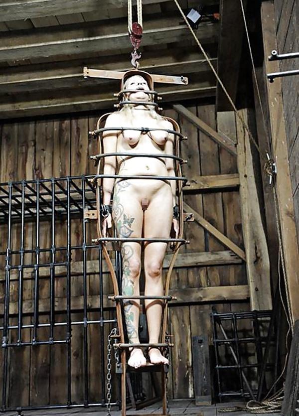 【閲覧注意】中世ヨーロッパに存在した女性に対しての拷問・・・悪魔の所業やな。(画像あり)・29枚目