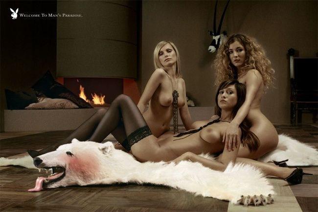 【エロ画像】海外のエロすぎる広告素材マジで丸出しすぎwwwコレは18禁やろwwwwwwwwwwww・3枚目