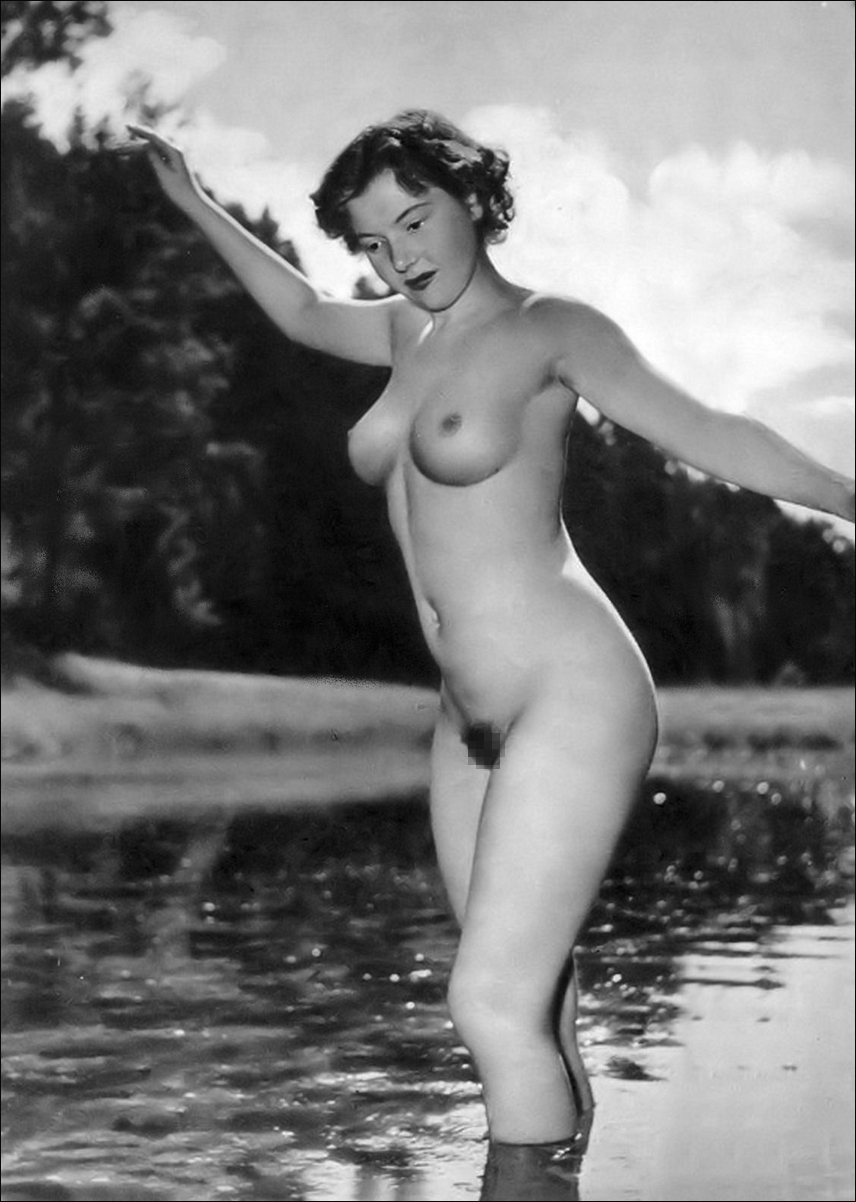 【貴重】80年代アメリカさんのヌード写真がうpされ日本女性とのポテンシャルの違いを見せつけるwwwwwwwww(画像あり)・3枚目