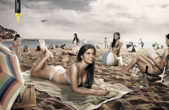 【エロ画像】海外のエロすぎる広告素材マジで丸出しすぎwwwコレは18禁やろwwwwwwwwwwww・30枚目