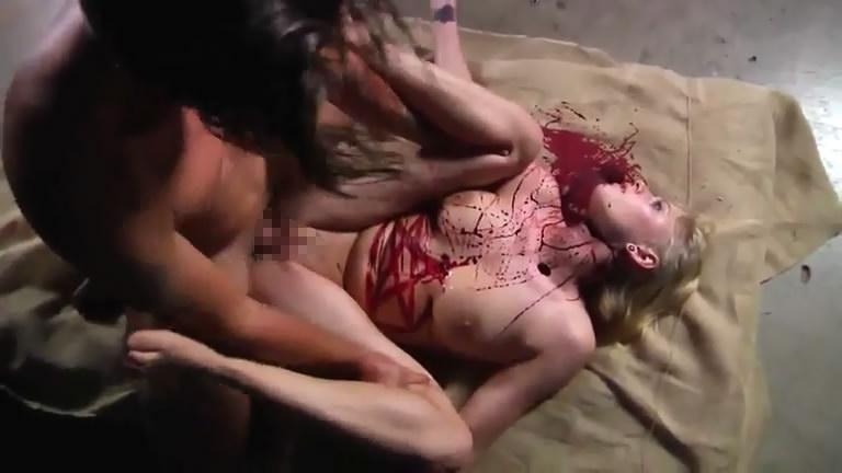 【閲覧注意】死体とヤってる様を撮影する暴挙、、コレはマジキチ。。。(画像あり)・1枚目