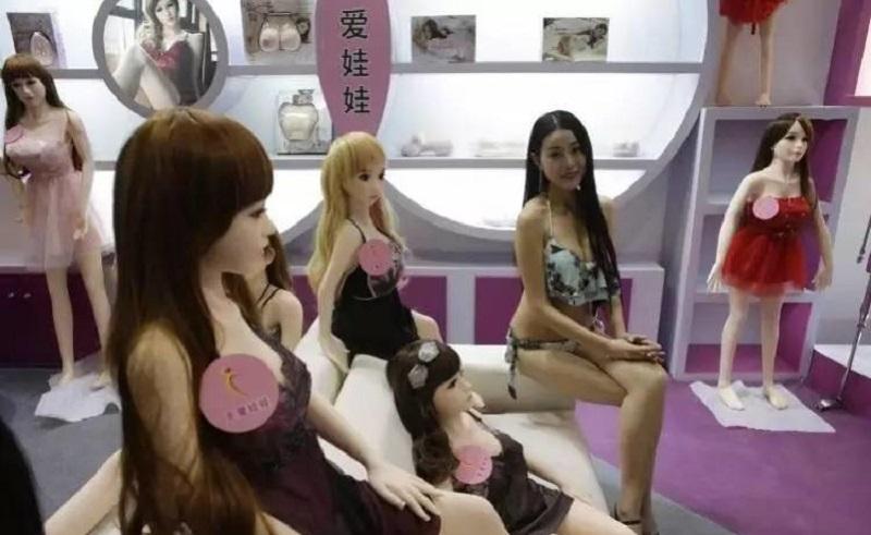 【画像あり】中国で開催された「性の展覧会」メディアでは絶対に扱えないエロさでワロタwwwwwwwwwwwwww・13枚目