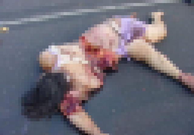 【閲覧注意】このレイプ後に殺害された女性の遺体見てチンポ反応したやつ病院行けよwwwwwwwwwwww(画像あり)・13枚目