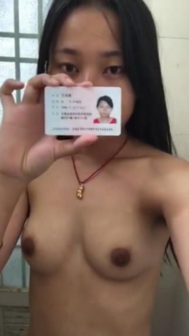 【エロ注意】借金の担保に全裸写真を撮られた女のオッパイwww巨乳から貧乳まで様々やなwwwwwwwww・14枚目