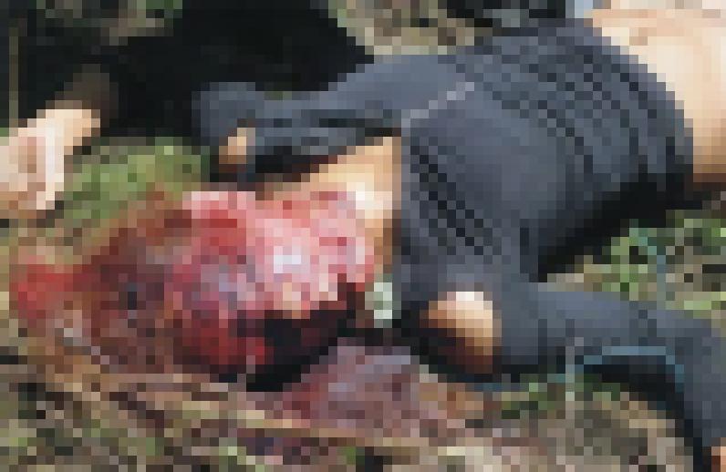 【閲覧注意】このレイプ後に殺害された女性の遺体見てチンポ反応したやつ病院行けよwwwwwwwwwwww(画像あり)・16枚目