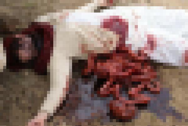 【閲覧注意】このレイプ後に殺害された女性の遺体見てチンポ反応したやつ病院行けよwwwwwwwwwwww(画像あり)・17枚目