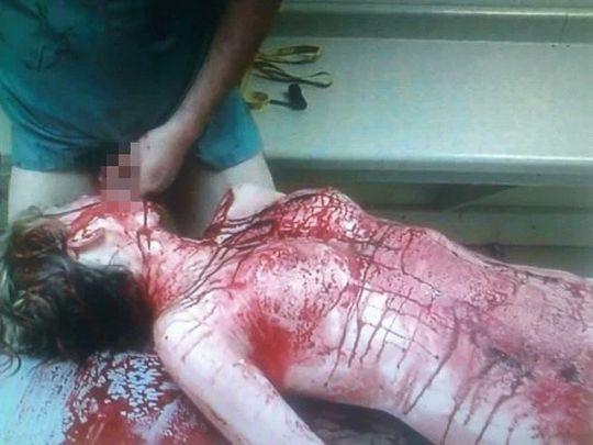 【閲覧注意】死体とヤってる様を撮影する暴挙、、コレはマジキチ。。。(画像あり)・17枚目
