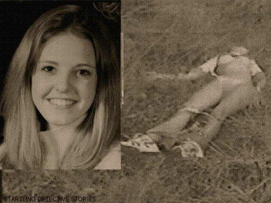 【超閲覧注意】レイプ殺人被害者のビフォーアフター、、、絶句レベル。(画像あり)・2枚目