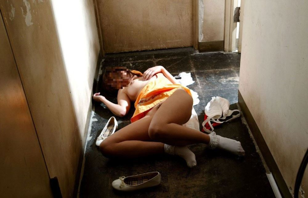 【レイプ事後】散々弄ばれた後あっさり捨てられた哀れな女たちがコチラ。(画像あり)・22枚目