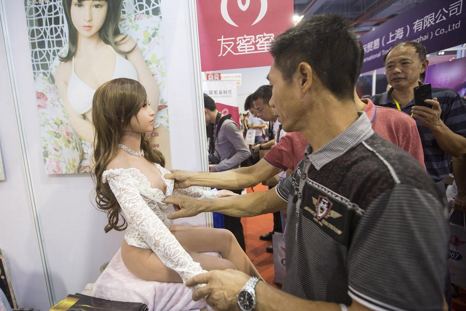 【画像あり】中国で開催された「性の展覧会」メディアでは絶対に扱えないエロさでワロタwwwwwwwwwwwwww・25枚目