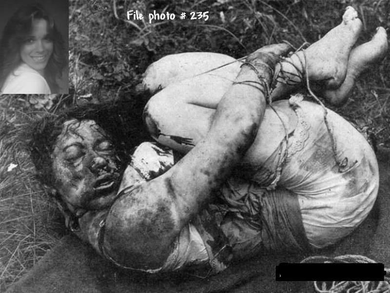 【超閲覧注意】レイプ殺人被害者のビフォーアフター、、、絶句レベル。(画像あり)・28枚目