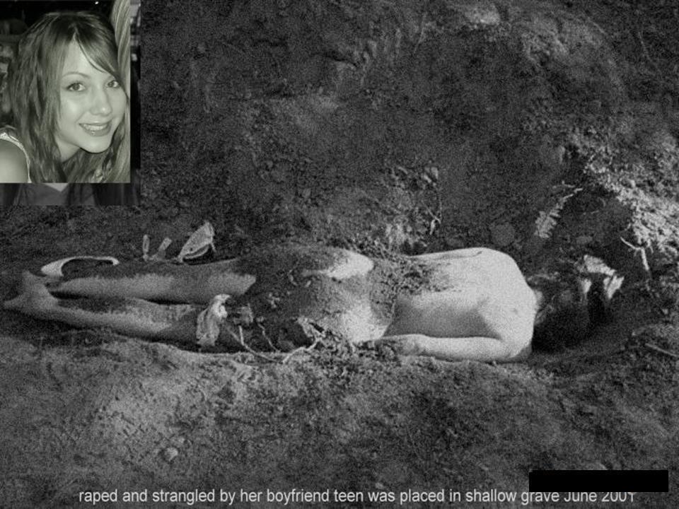 【超閲覧注意】レイプ殺人被害者のビフォーアフター、、、絶句レベル。(画像あり)・7枚目