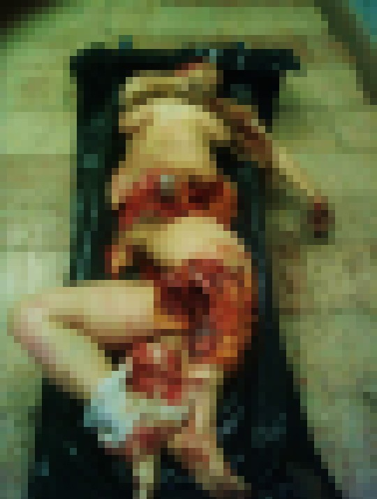 【閲覧注意】このレイプ後に殺害された女性の遺体見てチンポ反応したやつ病院行けよwwwwwwwwwwww(画像あり)・7枚目