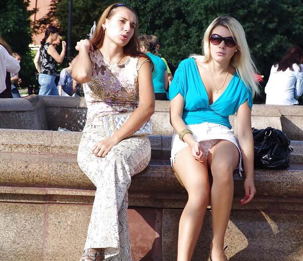 【エロ画像】海外旅行中のワイ、エロいお姉さんを盗撮しまくってたらバレたったwwwwwwwwwwww・8枚目