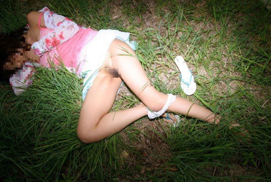 【レイプ事後】散々弄ばれた後あっさり捨てられた哀れな女たちがコチラ。(画像あり)・8枚目