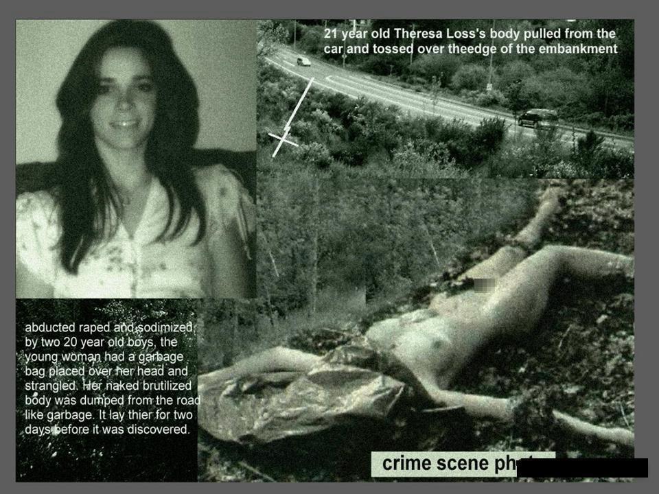 【超閲覧注意】レイプ殺人被害者のビフォーアフター、、、絶句レベル。(画像あり)・9枚目