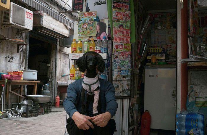 【錯覚】記念撮影で友達のマンコに腕をブチ込む女がいるんやが・・・(画像あり)・13枚目