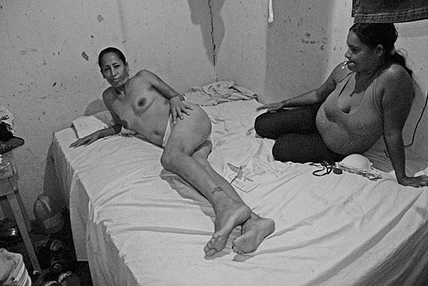 【感染不可避】ドミニカ共和国の「売春婦」抱く勇気あるヤツいるの??(画像あり)・2枚目