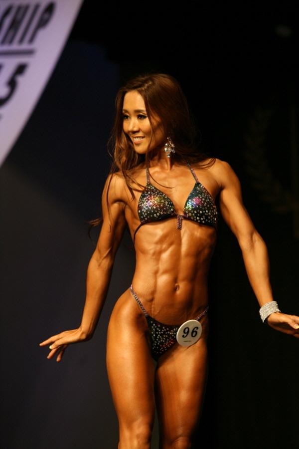 【ボディビル】韓国の筋肉マンコ、凄すぎクソワロタwwwwwwwwwwwwwww(画像あり)・16枚目