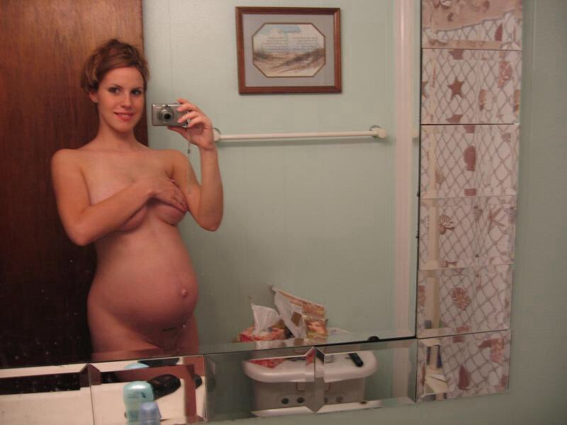 【エロ画像】「妊娠って神秘よね。パシャッ!」結果 → マニアの抜きネタにされるwwwwwwwwww・18枚目