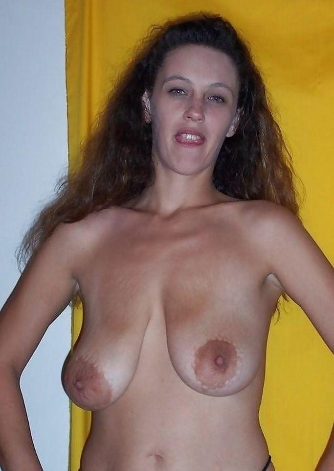 【強烈】ギリギリ抱けそうな垂れ乳BBAの体をご覧ください。(画像あり)・6枚目