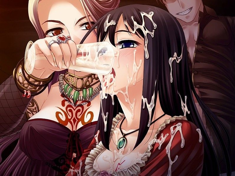 """【飲精美容法】""""ごっくん""""って聞こえそうなほどザーメンを美味しく頂く女たち、変態すぎだろ。(画像30枚)・25枚目"""