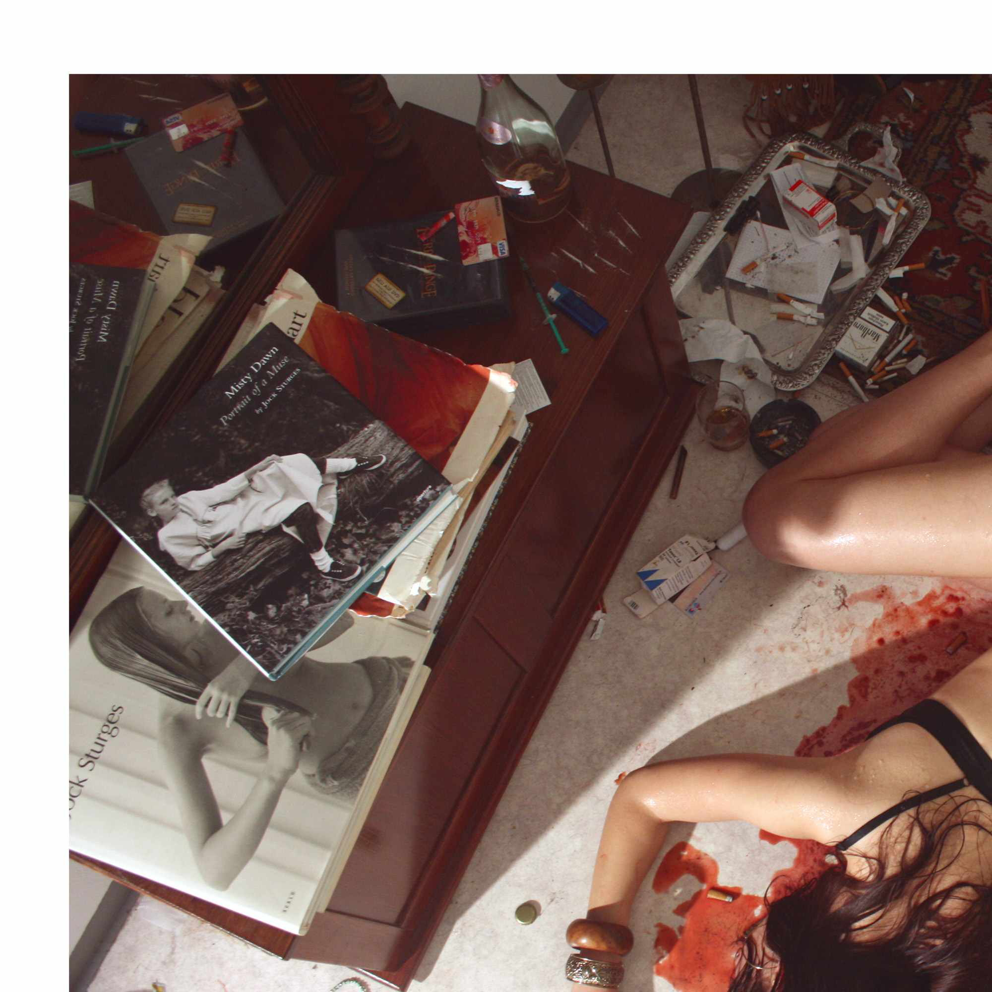 【閲覧注意】薬物中毒の女の写真やばくね?wwwwwww・16枚目