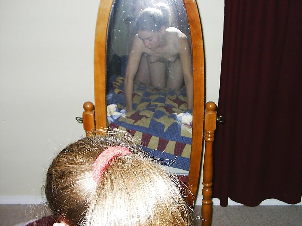 鏡越しにでハメ撮りしてるバカップルをご覧くださいwwwwwwwwwwwwwww(37枚)・5枚目