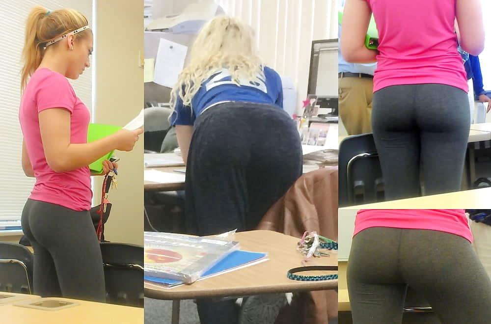 【即ハボ】飢えた男子生徒にオカズにされる、刺激が強すぎる海外の女教師をご覧ください・・・・・・14枚目