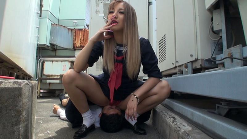オラオラ系のヤンキー女を無茶苦茶にハメまくるシーン、正直ぐぅシコwwwwwwwwww(画像あり)・22枚目