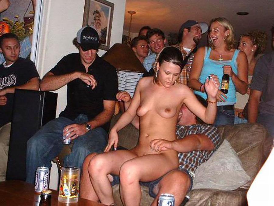 【乱パ】海外JDのホームパーティ、スケールが違う本場のエロ画像 38枚・33枚目