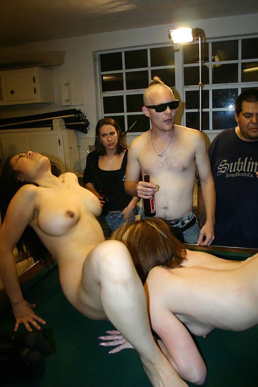 【乱パ】海外JDのホームパーティ、スケールが違う本場のエロ画像 38枚・34枚目