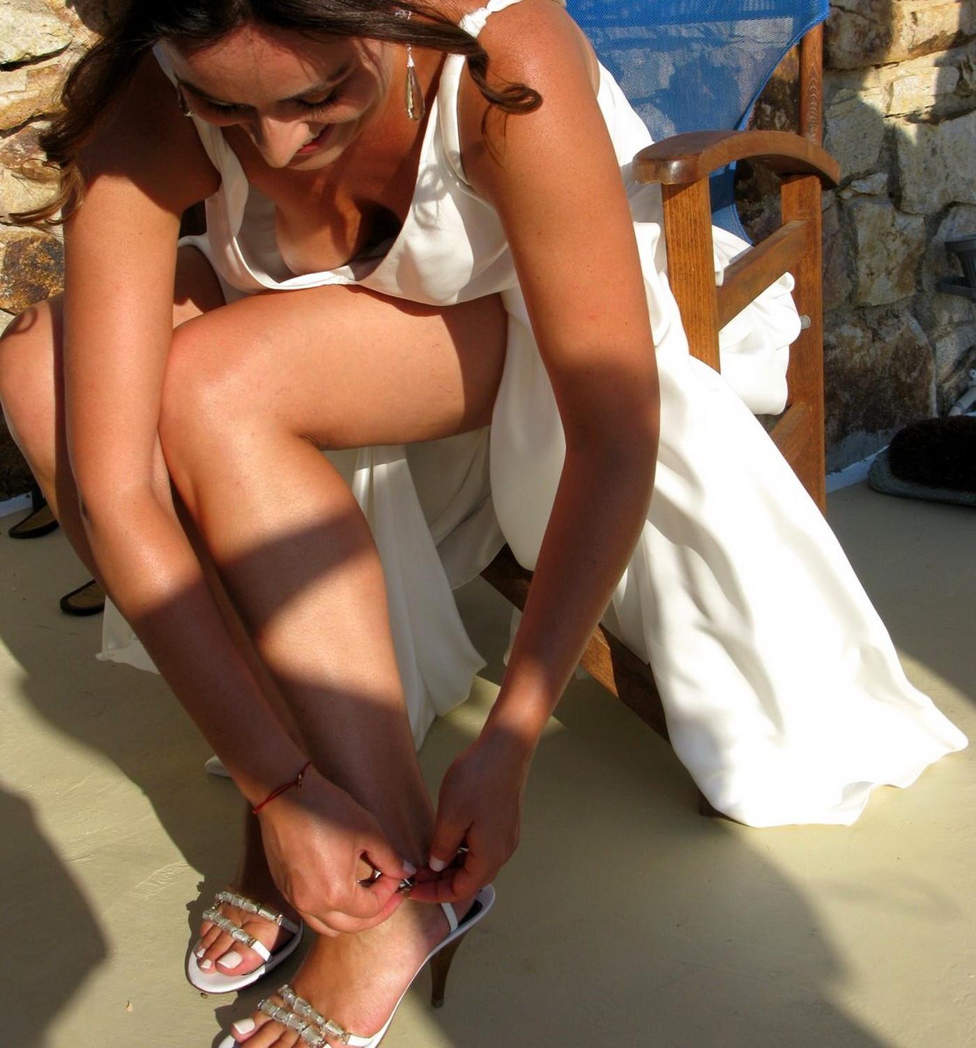 結婚式でおっぱい(乳首)が見れる確率80パーセントwwwwwwwwwwwwwwww・6枚目