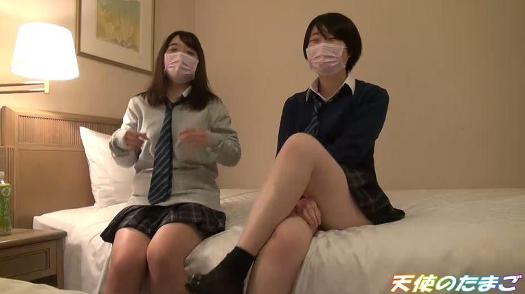 【援〇】2人組の女子学生が出演した問題のハメ撮り。さすがにコレはアカン・・・・1枚目