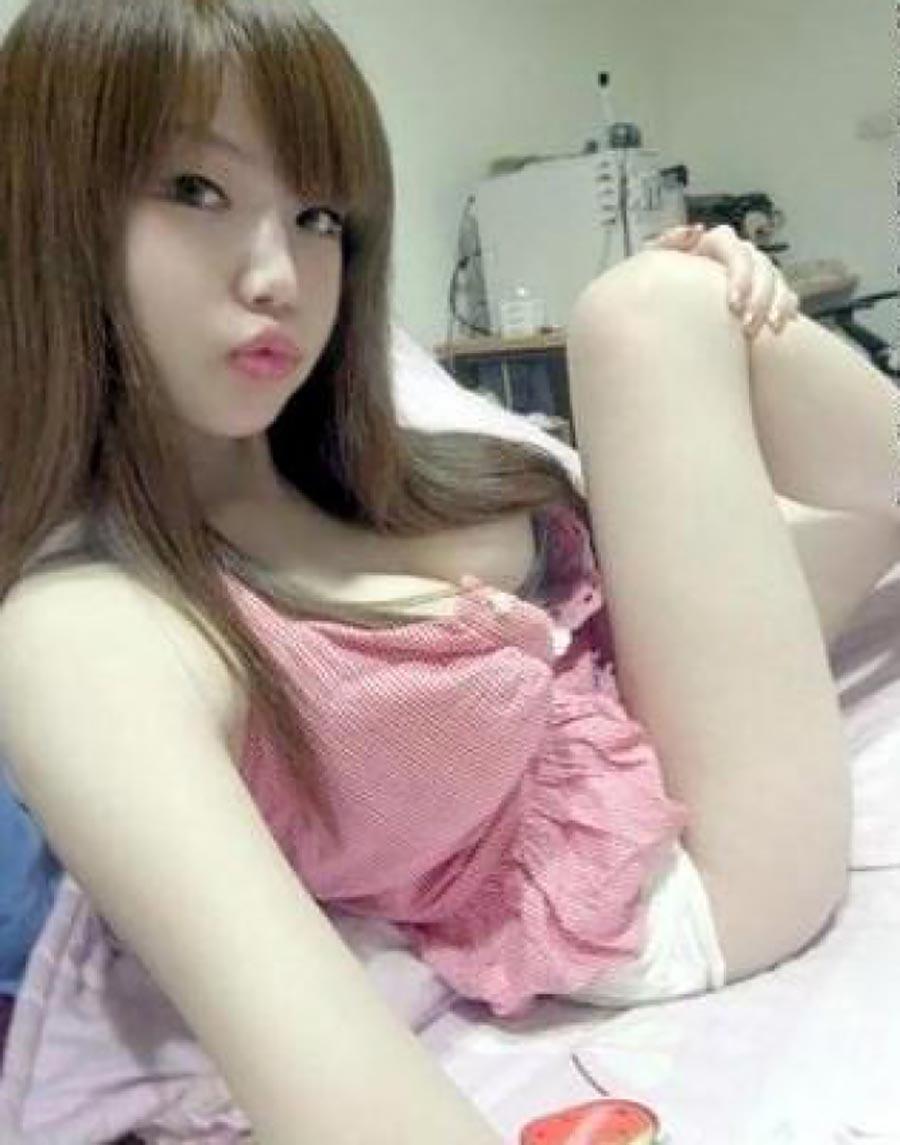 彼氏に送りつけたであろう台湾美女の自画撮り画像をうpした問題画像がコチラ・・・・・・(画像あり)・1枚目