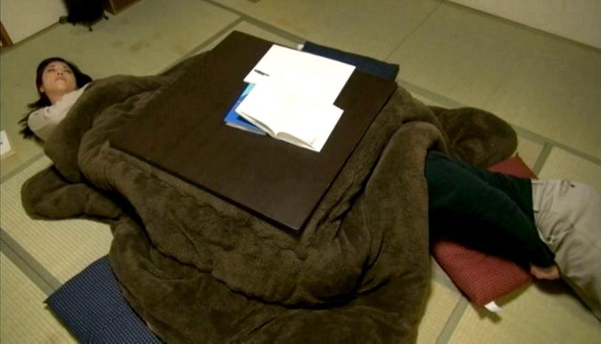 【家庭内エロ画像】コタツから出たくないエロい女が撮影されるwwwww(画像あり)・26枚目