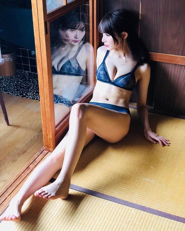 超美人モデル似鳥沙也加さんのグラビアヌード画像 38枚・20枚目